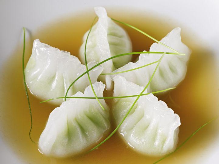 Tmx 1387298393710 Edamame Dumplings  Philadelphia wedding catering