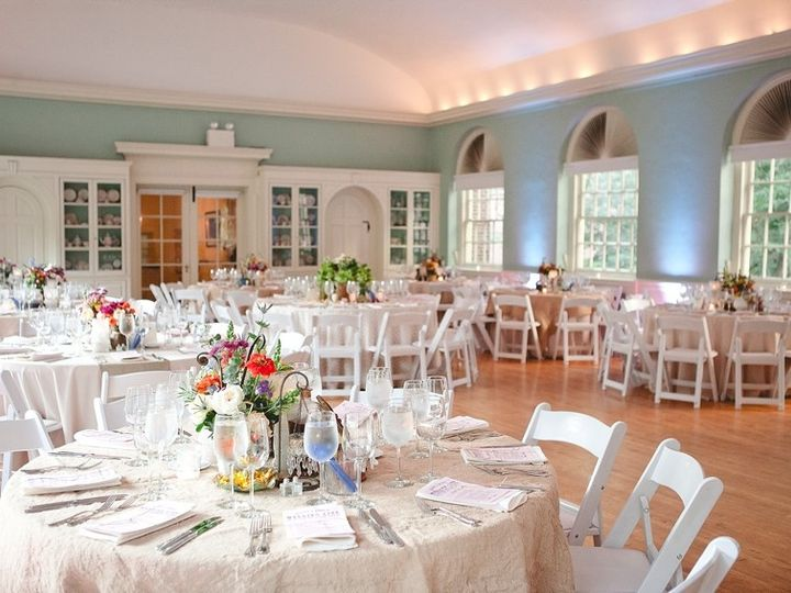 Tmx 1452540218684 Tables Set Up Philadelphia, PA wedding catering