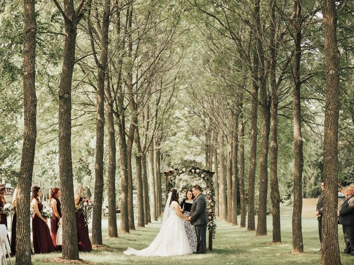 Tmx 1519595313 78bcafc7fdc5eb9e 1519595312 F324a539c907f444 1519595302957 5 Kf2 New Era, MI wedding venue