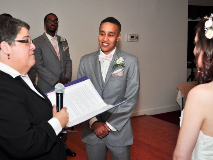 Tmx 1451847033519 Ashleysummeravow Hyattsville, MD wedding officiant