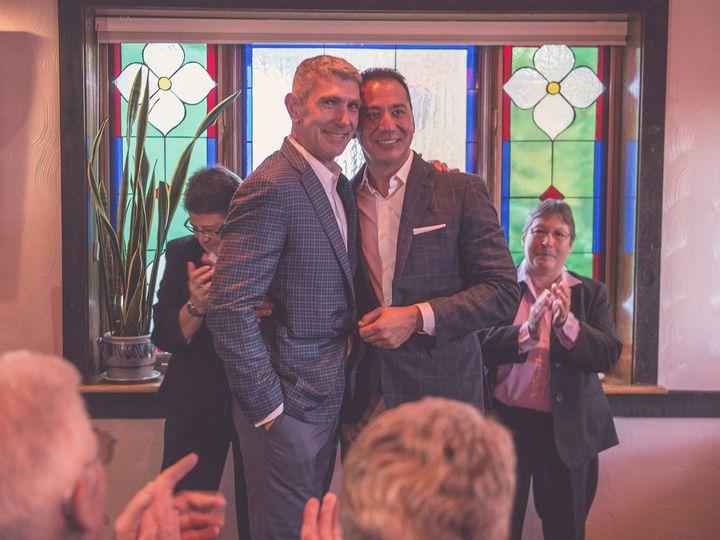 Tmx 1452039533824 Tc Ar Clapping 10m Hyattsville, MD wedding officiant