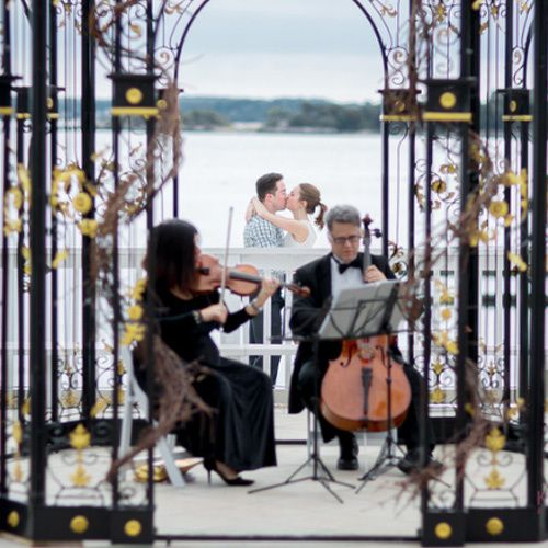Tmx Duet 51 70392 160529934016474 Mount Kisco, New York wedding band