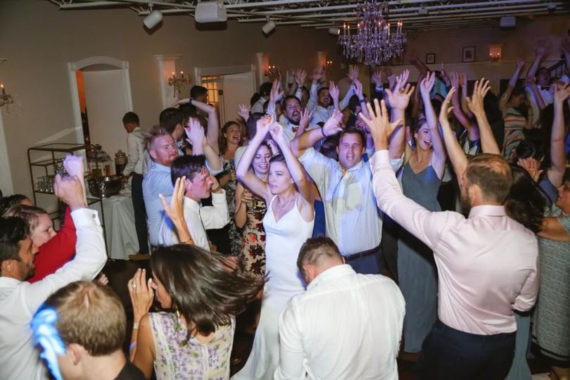 Reception party | Photographed by Stephanie BoylesLili Lu by Cassie Peech