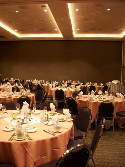 Pala Verde Ballroom- flexiable event space for up to 250 guests