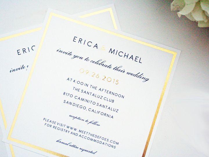 Tmx 1466538056521 Img7328 Greensboro wedding invitation