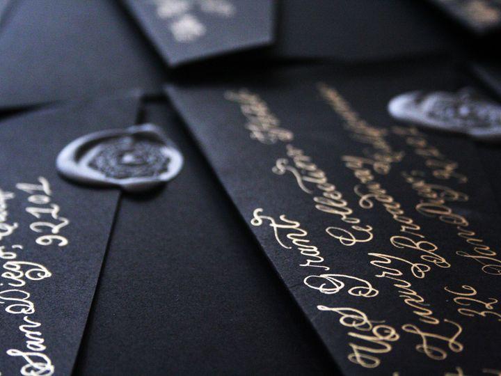 Tmx 1466538279855 Img7557 Greensboro wedding invitation