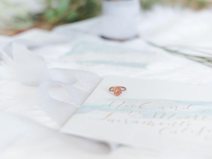 Tmx 1501545757338 Winter Styled Shoot At The Ice Castles Ice Castles Greensboro wedding invitation