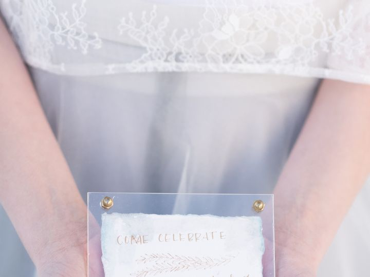 Tmx 1501545774929 Winter Styled Shoot At The Ice Castles Ice Castles Greensboro wedding invitation