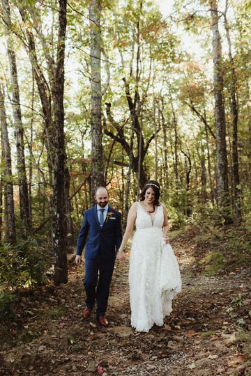 Leslie & Ryan } Elopement