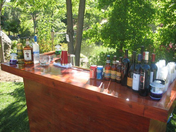 Build Your Own Bar - Catering - Santee, CA - WeddingWire