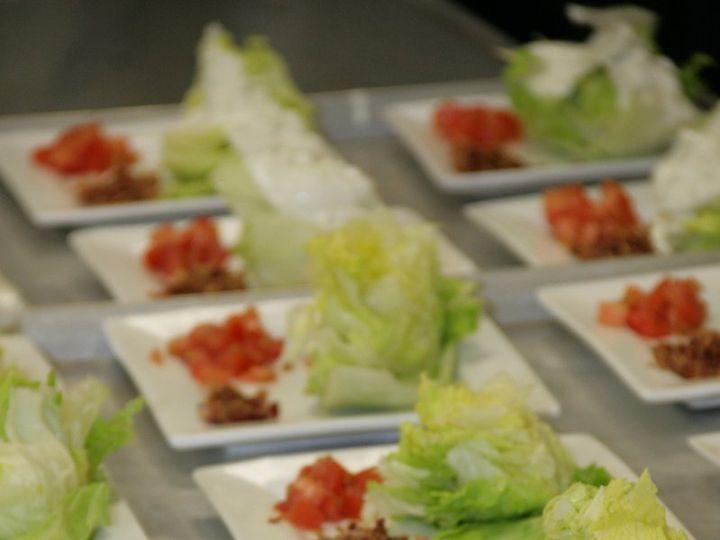 Tmx 1360774885979 SaladPlating Indianapolis, IN wedding catering