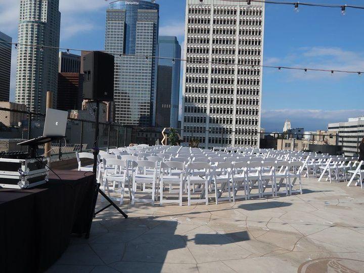 Tmx 1530220330 4e6ce9670b79fd9a 1530220328 3e471c879c458351 1530220255786 5 Ceremony Downey, CA wedding dj