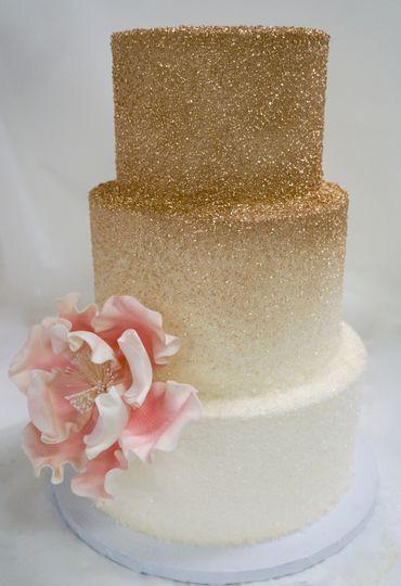 Gold Crystal Sugar