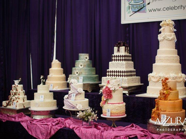 Tmx 1392762896348 Azzuraphotography02 Tacoma, Washington wedding cake