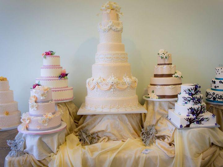 Tmx 1392763112485 Dsc0959 Tacoma, Washington wedding cake