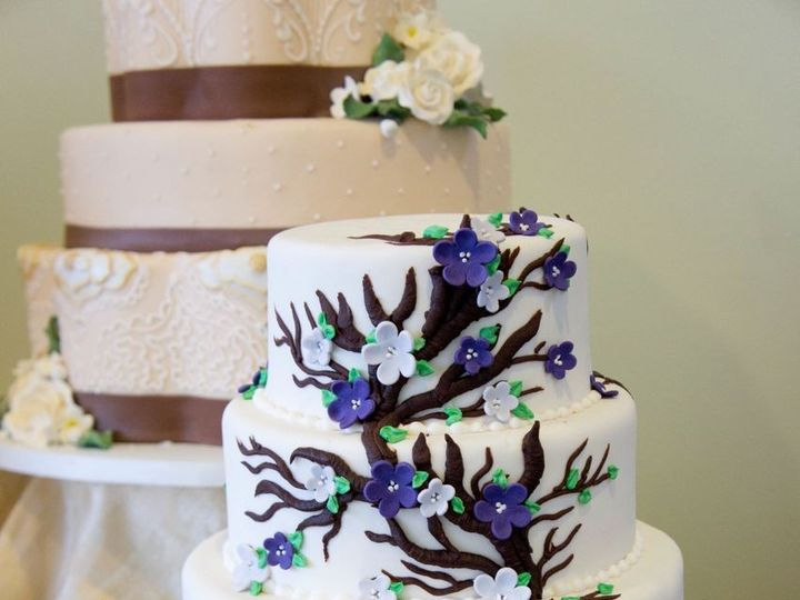 Tmx 1392763116426 Dsc0959 Tacoma, Washington wedding cake
