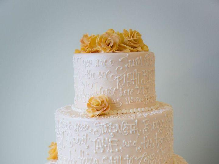 Tmx 1392763122874 Dsc0959 Tacoma, Washington wedding cake