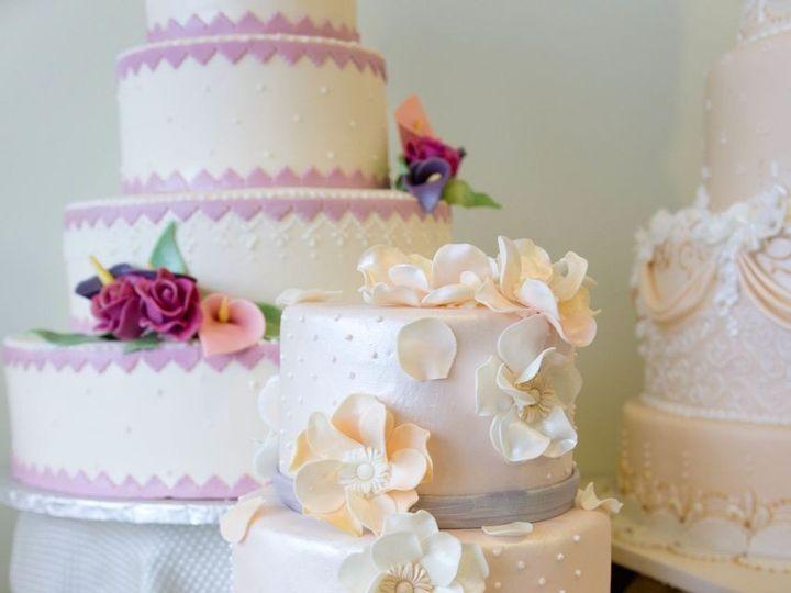 Tmx 1392763125749 Dsc0959 Tacoma, Washington wedding cake