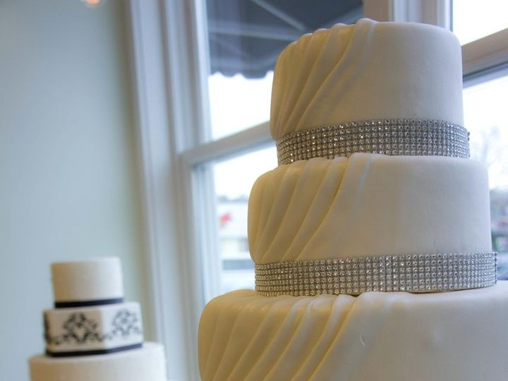 Tmx 1392763136548 Dsc0960 Tacoma, Washington wedding cake