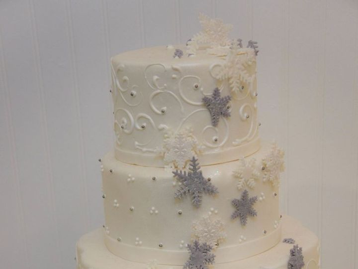 Tmx 1392763155312 Dsc0961 Tacoma, Washington wedding cake