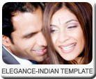 Tmx 1275575852637 Eleganceindiantemplate San Diego wedding invitation