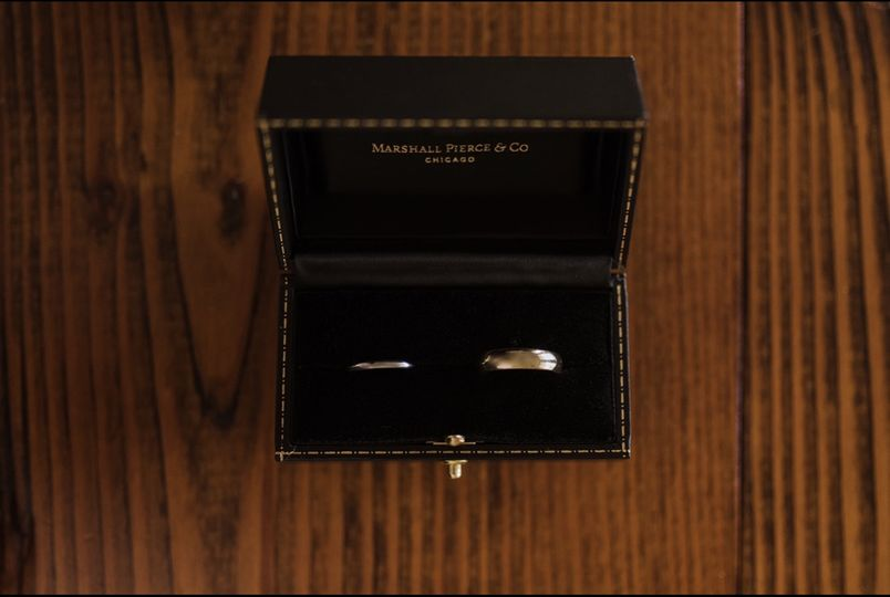 Wedding Bands in MPC box