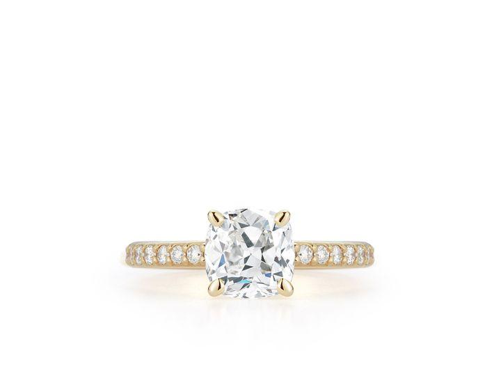 Tmx 10 Cushion Yg 51 984392 1569599014 Chicago, IL wedding jewelry