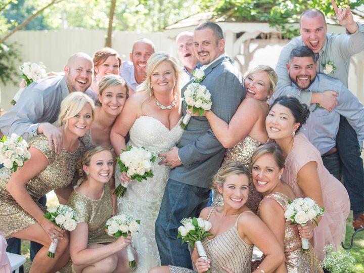 Tmx 1500011634303 Entire Bridal Party  002 Newnan, GA wedding venue