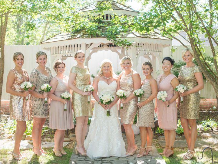 Tmx 1500011833381 Bridesmaids In Garden  002 Newnan, GA wedding venue