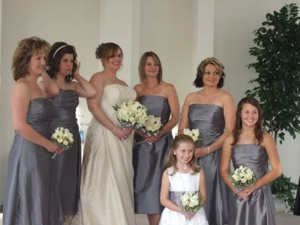 Tmx 1258431606084 Finniganswedding Broken Arrow wedding dress