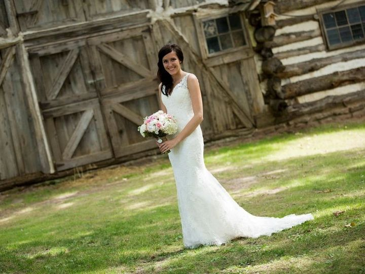 Tmx 1352745152253 HaleyTorkleson Broken Arrow wedding dress