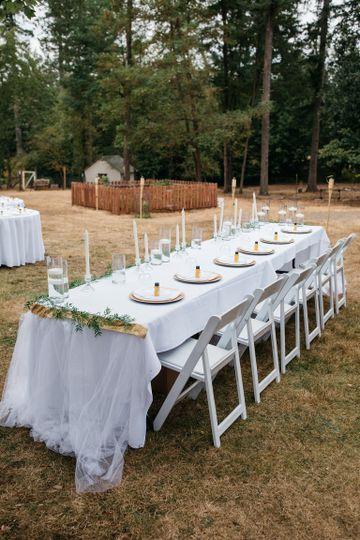 Small Field (reception)