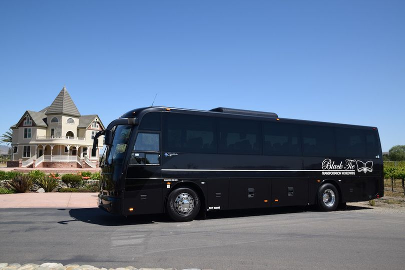 Executive and Luxury Coaches perfect for shuttling guests for large events. Leather reclining seats,...