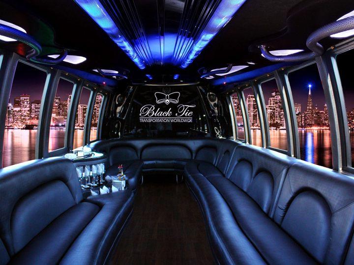 Tmx 1425323234826 Partybus2 Pleasanton wedding transportation
