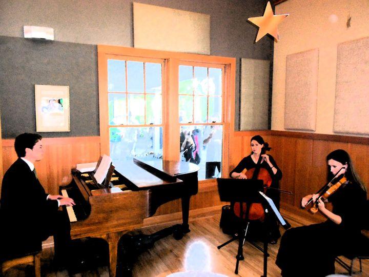 Violin/cello/piano Trio