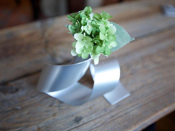 Tmx 1418398588367 Ao Elegant Silver Ribbon Test Tube Vas North Andover wedding rental