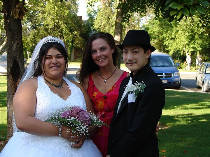 Tmx 1437914075396 Sipriana And Tsuyoshi Kamogawa.20090703 Chico, California wedding officiant