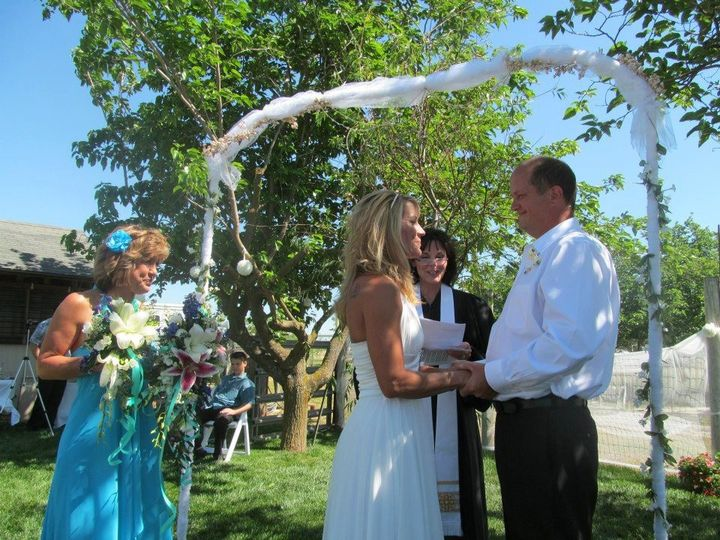 Tmx 1440238379376 Ronellelorenme Chico, California wedding officiant