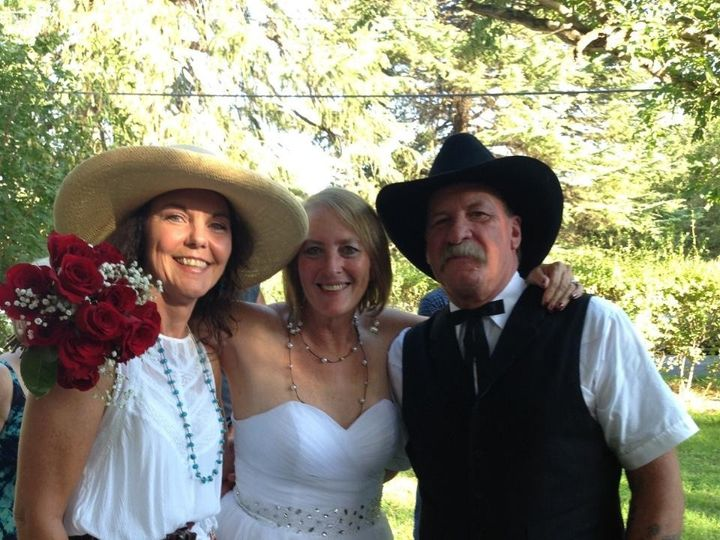 Tmx 1440238424878 Richardvickywhite20150717 Chico, California wedding officiant