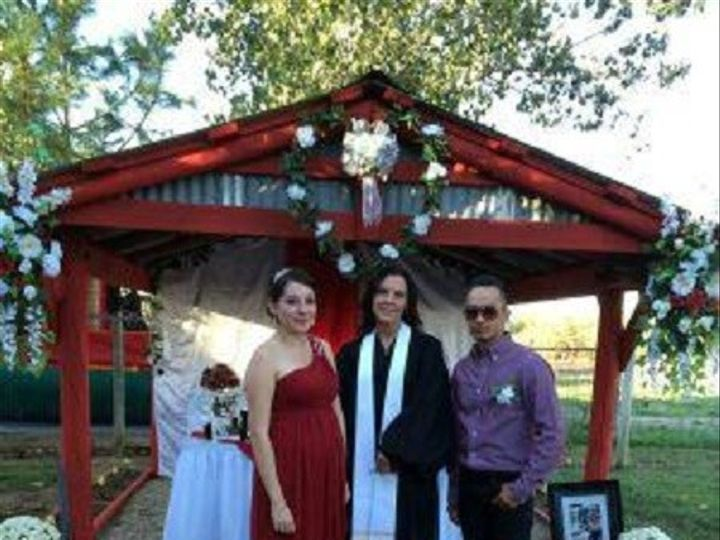 Tmx 1440238440829 Rosaedgarmontoya.20141011 Chico, California wedding officiant