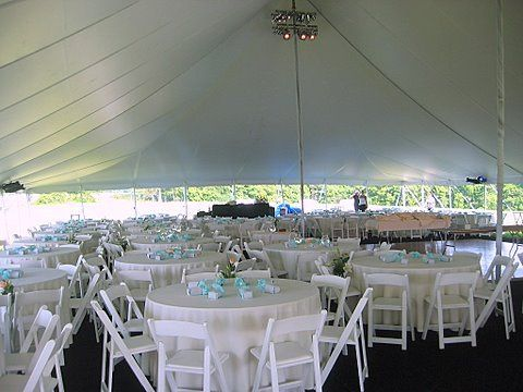 Simple Wedding Reception