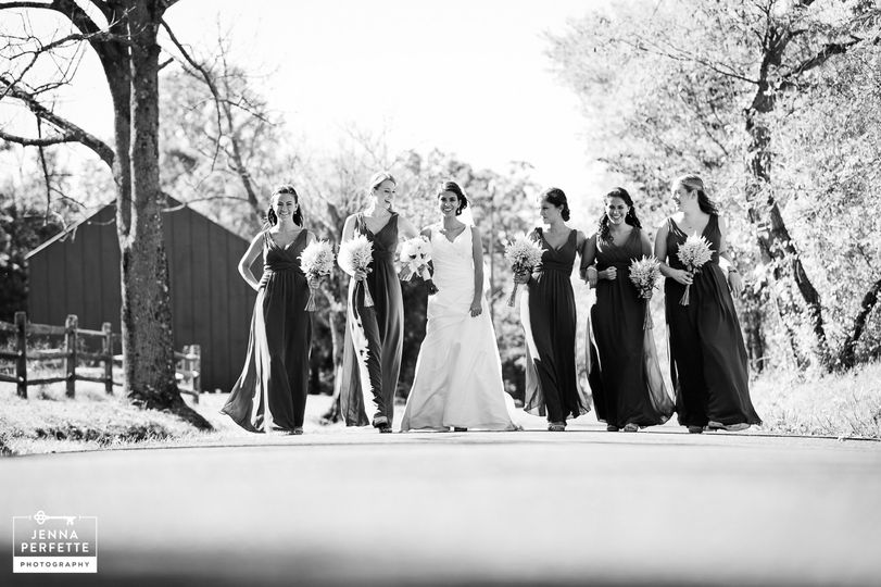 Best Friends and Bridesmaids - Perfette Photography