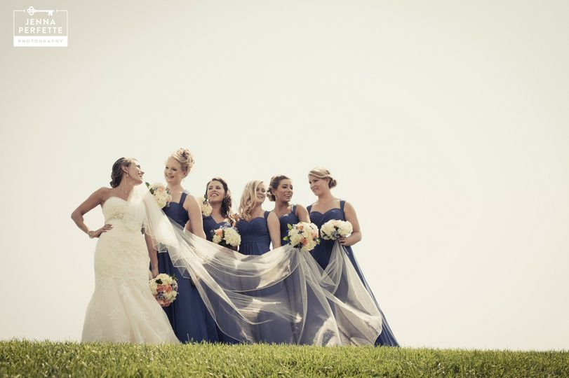 New Jersey Country Club - Perfette Wedding Photography