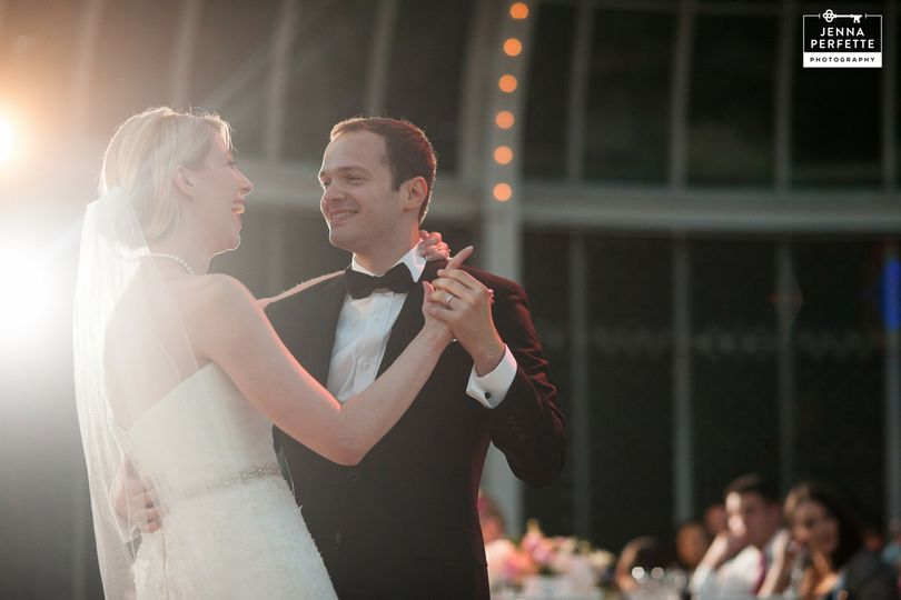 Brooklyn Botanic Garden - Perfette Wedding Photography