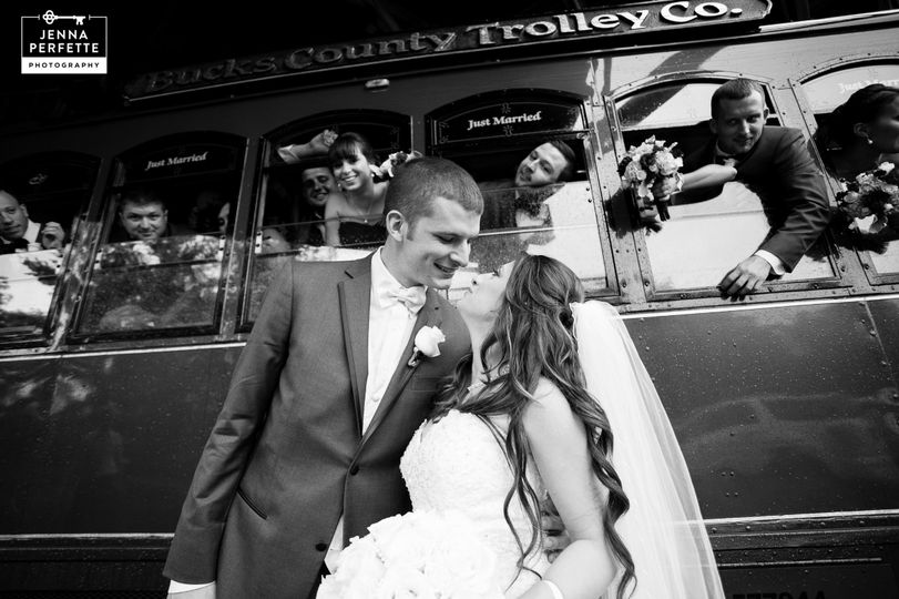 Lambertville Station Inn - Perfette Wedding Photography