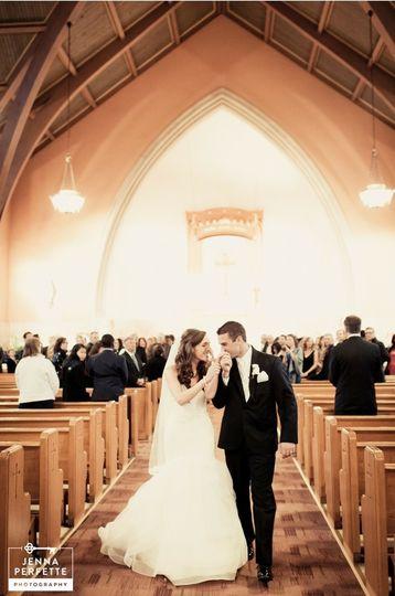 New Jersey Church Wedding - Perfette Photography