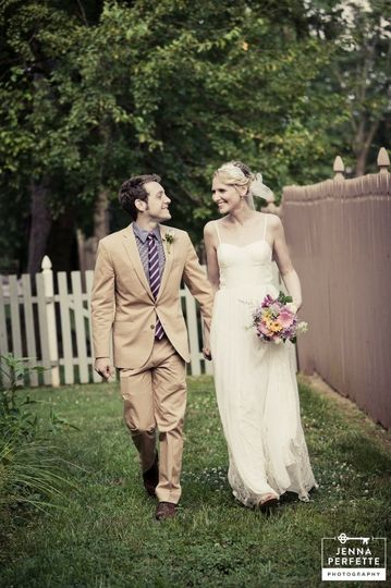 Main Street Manor Bed and Breakfast - Perfette Wedding Photography