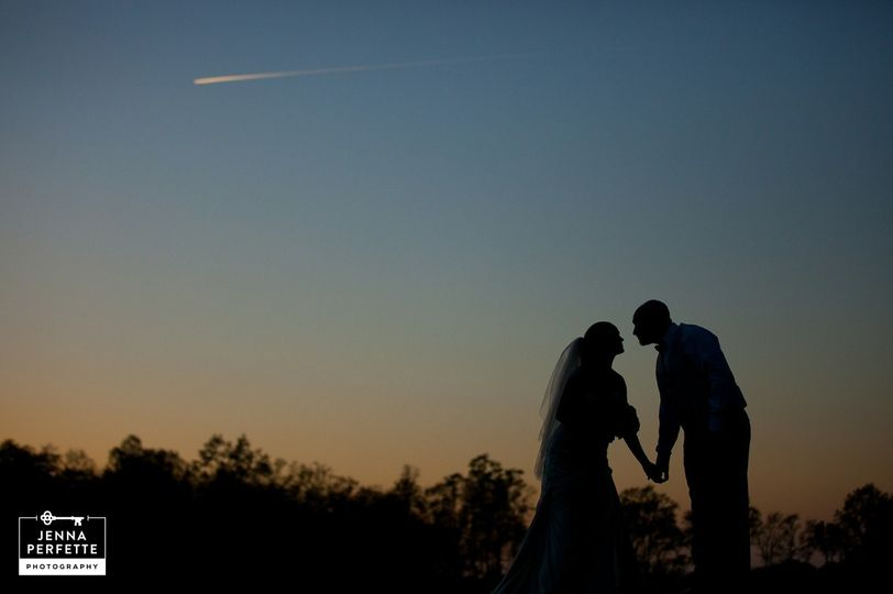 New Jersey Sunset - Perfette Wedding Photography