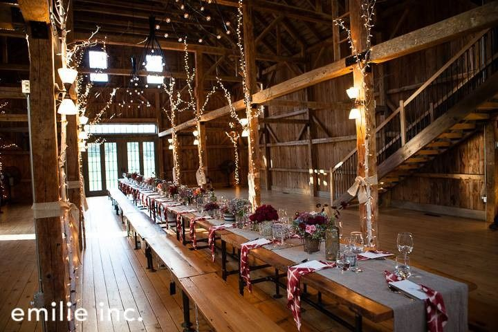 The wedding barns of maine venue buxton me weddingwire junglespirit Gallery