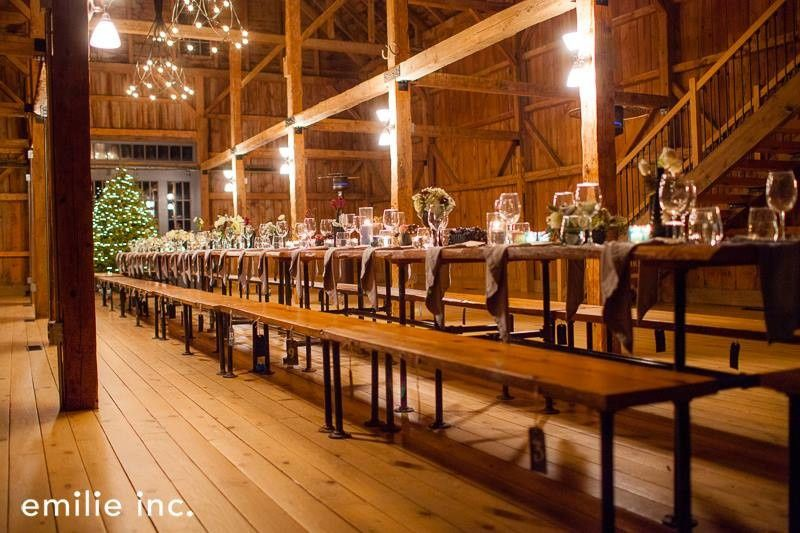 The Wedding Barns of Maine - Venue - Buxton, ME - WeddingWire